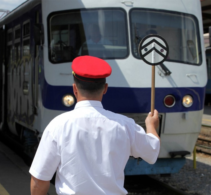 Croatian railways official