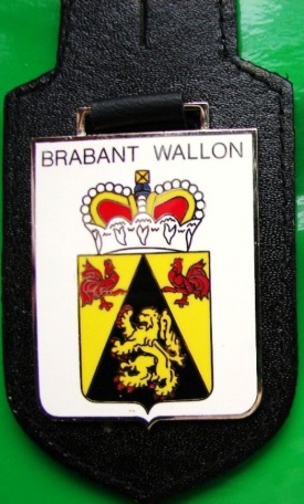 Wallonia badge of office