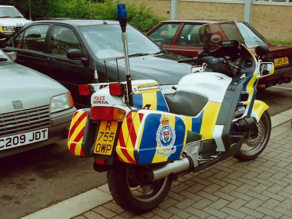 Late 1990's West Mercia Honda