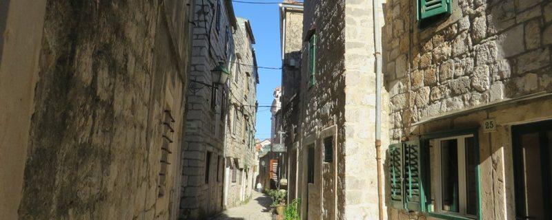 An old town street